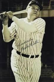 ruth baseball card ebay
