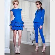 60 off rachel zoe dresses u0026 skirts rachel zoe drop waist ruffle