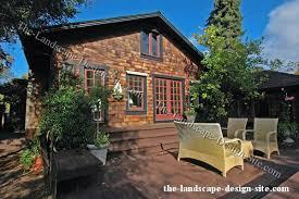 Patio Decks Designs Country Patio Deck Design