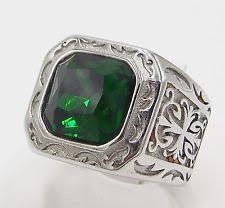religious rings emerald religious rings for men ebay