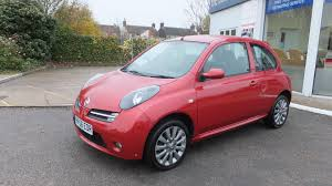 nissan pink used nissan micra 2006 for sale motors co uk