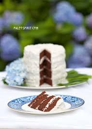 paleo spirit paleo chocolate birthday cake with coconut honey