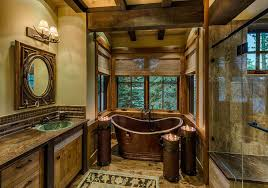 rustic bathrooms ideas 17 inspiring rustic bathroom decor ideas for cozy home style