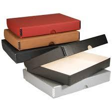 4x6 Photo Box White Folio Storage Boxes