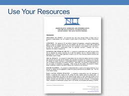 College National Letter Of Intent National Letter Of Intent Ppt