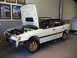 1992 subaru loyale interior 1991 legacy sport into legacy rs type ra spec build i club