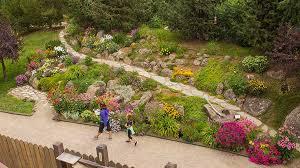 Colorado Botanical Gardens The Gardens Of The Ya River Botanic Park