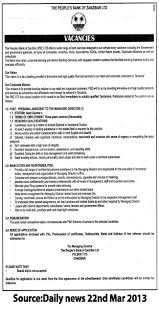 Contract Administration Job Description Personal Assistant To The Managing Director Tayoa Employment Portal