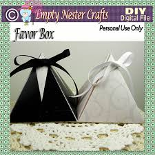 and groom favor boxes printable favor box and groom pyramid
