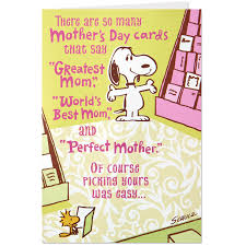 peanuts s day peanuts snoopy in a card shop s day card greeting cards