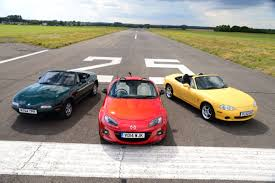 what country made mazda mega classic mazda mx 5 road test mk1 vs mk2 vs mk3 auto express