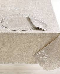 lenox perle collection table linens dining