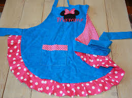 red bobbin designs personalized aprons kitchen aprons funny aprons