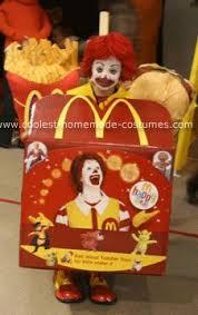 Ronald Mcdonald Halloween Costume Mcdonald Halloween Costume Halloween U0026 Carnaval