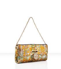 christian louboutin riviera clutch multicolor python all handbag