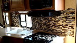 Blog What Backsplash Tiles Can Be Installed In A RV Smart Tiles - Smart tiles backsplash