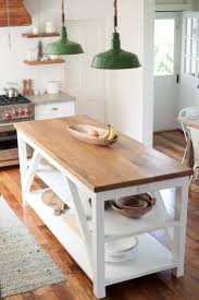 farmhouse kitchen island ideas dazzling industrial farmhouse kitchen with rectangle shape white