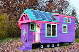 painted houses 9 brightly colored tiny houses