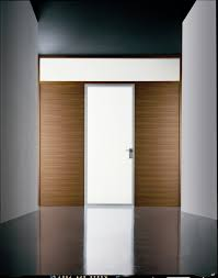 interesting modeern home swing door design ideas feature cream