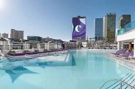 las vegas hotel pools pools u0026 cabanas the cosmopolitan