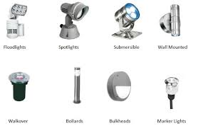 different types of outdoor lighting types of outdoor lights lighting and ceiling fans