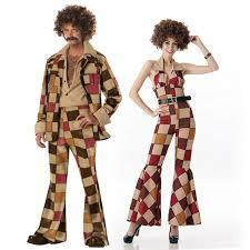 Halloween Costumes 70s Aliexpress Buy Men 60s 70s Retro Hippie Costume Vintage