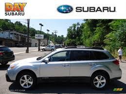 2014 subaru outback interior 2013 ice silver metallic subaru outback 2 5i limited 67566198