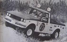 classic toyota truck toyota u0027s first factory race truck race dezert