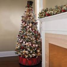 Pre Decorated Christmas Trees Artificial by 6 U0027 Pre Decorated Christmas Tree Pre Decorated Christmas Trees