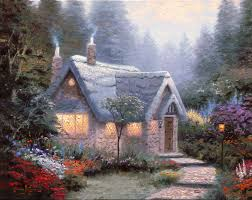 home interiors thomas kinkade prints best thomas kinkade cottage prints interior design ideas creative