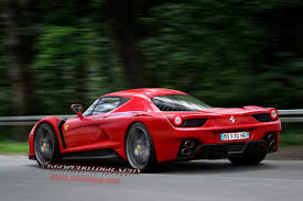 kereta ferrari this is what the ferrari f70 might really look like ferrari