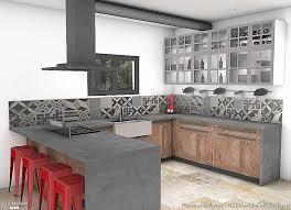 cuisine style chalet meuble location temporaire meublé inspirational stunning