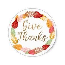 thanksgiving stickers thanksgiving autumn maple leaves pumpkin sunflower classic