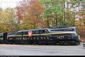 Pennsylvania travel net images Photo prr 4879 pennsylvania railroad gg 1 at jpg