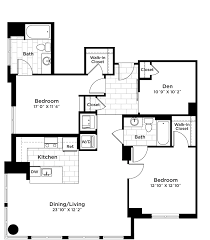 den floor plan floor plans tellus apartments tellus