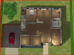 Sims House Ideas The Sims 2 Small House Plans House Interior
