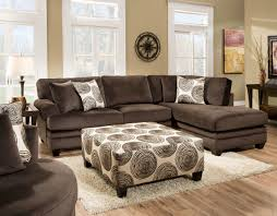 chocolate sectional sofa groovy chocolate sectional sofa by albany savvy discount furniture
