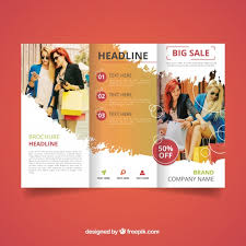 brochure template vectors photos and psd files free download