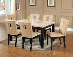 marble top dining table set faux marble top dining table set timeless design of a interior and