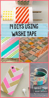 what is washi tape 14 washi tape diy s a little craft in your day