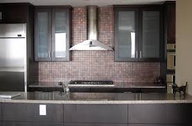 Copper Backsplash Tiles For Kitchen Unique Style With Copper Backsplash Tiles Savary Homes
