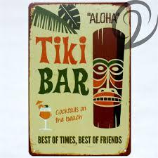 Tiki Home Decor Online Buy Wholesale Tiki Bar Decor From China Tiki Bar Decor