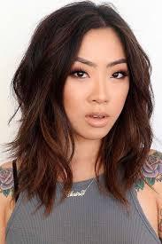 25 most superlative medium length layered hairstyles hottest