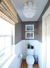 Paint Colors For Powder Room - add contrast and style to a powder room or small bathroom with
