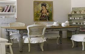 Shabby Chic Dining Room Farmhouse Style Dining Room I Love This - Shabby chic dining room set