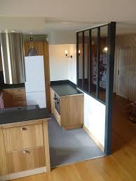 agencement cuisine ouverte modification des cloisons pour création d une cuisine ouverte avec
