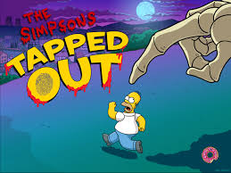 halloween game background the simpsons tapped out screenshots for ipad mobygames