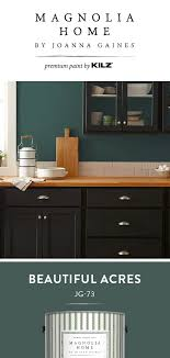 joanna gaines painted kitchen cabinets green take a walk in the forest green hue of beautiful acres from