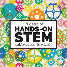 paper bag stem challenges week for kids