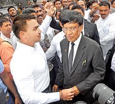 Namal Rajapaksa Alleged Money Laundering Charges Namal Released Under Strict Bail